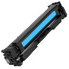 Toner compatible HP 201 cyan