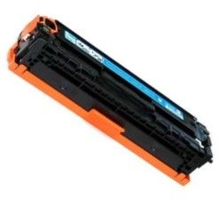 Toner compatible HP 128 cyan