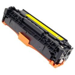 Toner compatible HP 125 yellow