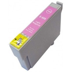 Cartouche compatible  Epson T080 / T079 light magenta