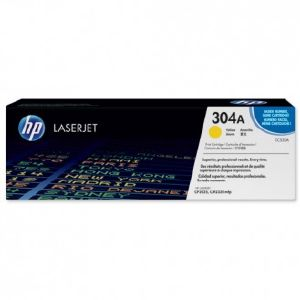 Toner HP N° CC532A yellow
