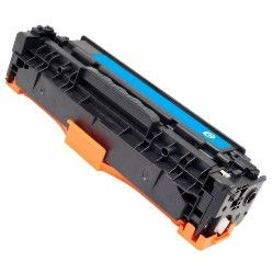 Toner compatible HP 125 cyan