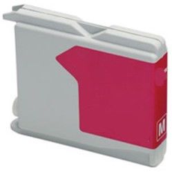 Cartouche compatible Brother LC1000 et LC970 magenta