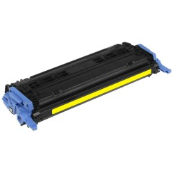 Toner compatible HP 124 yellow