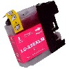 Cartouche compatible Brother LC225XL magenta